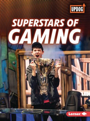 cover image of Superstars of Gaming