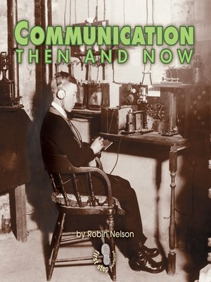 cover image of Communication Then and Now