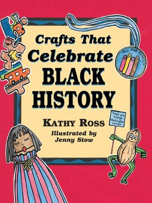 cover image of Crafts That Celebrate Black History