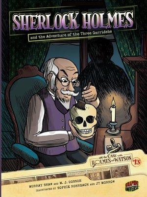 cover image of Sherlock Holmes and the Adventure of the Three Garridebs