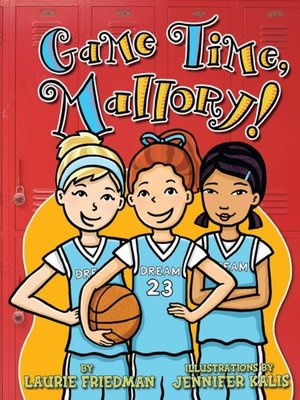 cover image of Game Time, Mallory!