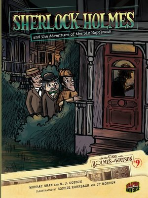 cover image of Sherlock Holmes and the Adventure of the Six Napoleons