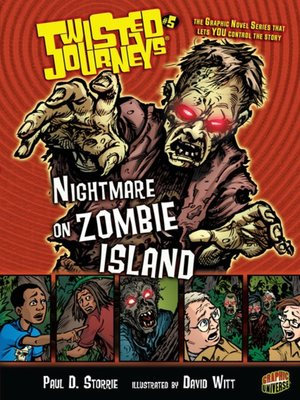 cover image of #05 Nightmare on Zombie Island