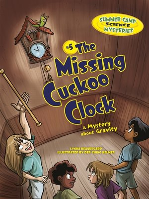 cover image of The Missing Cuckoo Clock