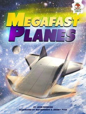 cover image of Megafast Planes