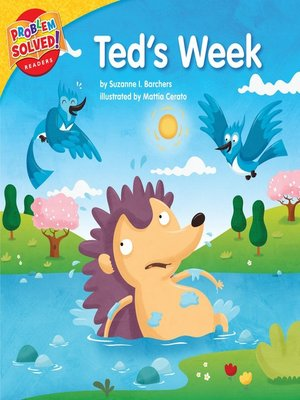 cover image of Ted's Week