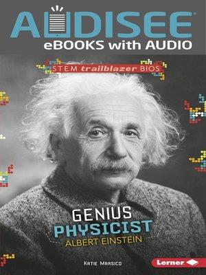 cover image of Genius Physicist Albert Einstein