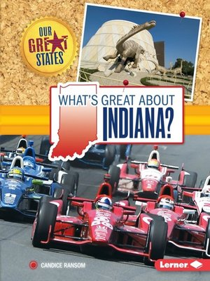 cover image of What's Great about Indiana?