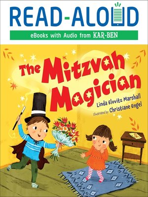 cover image of The Mitzvah Magician