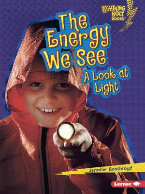 cover image of The Energy We See