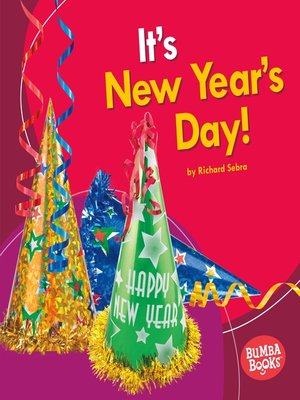 cover image of It's New Year's Day!