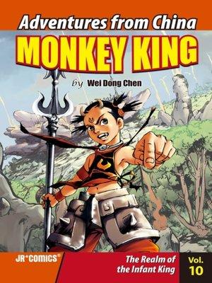 cover image of Monkey King, Volume 10