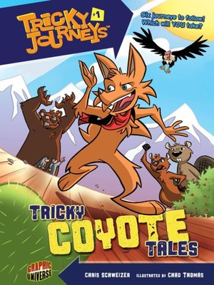 cover image of #01 Tricky Coyote Tales