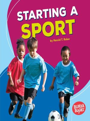 cover image of Starting a Sport