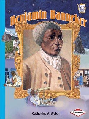 cover image of Benjamin Banneker