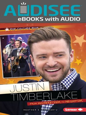cover image of Justin Timberlake