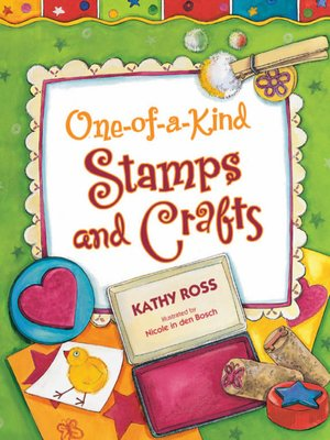 cover image of One-of-a-Kind Stamps and Crafts