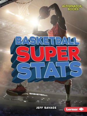 cover image of Basketball Super Stats
