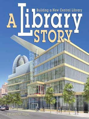 cover image of A Library Story