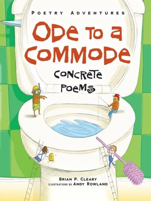 cover image of Ode to a Commode