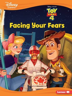 cover image of Facing Your Fears