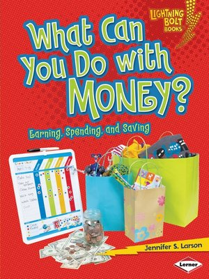 cover image of What Can You Do with Money?