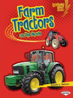 cover image of Farm Tractors on the Move