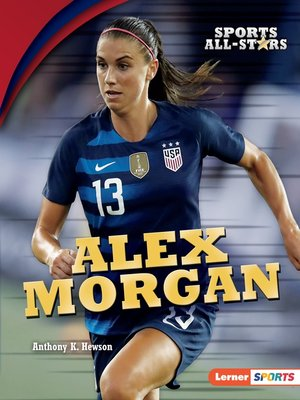 cover image of Alex Morgan