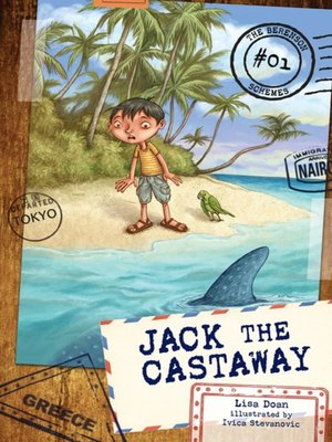 cover image of #01 Jack the Castaway