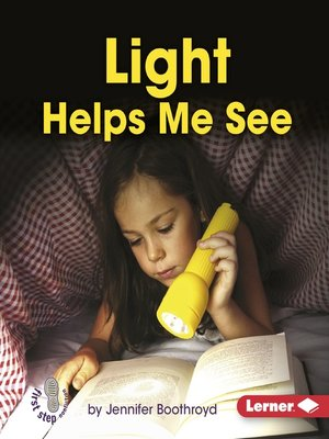 cover image of Light Helps Me See