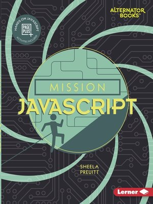 cover image of Mission JavaScript