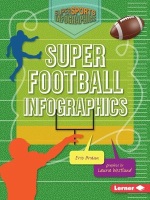 cover image of Super Football Infographics
