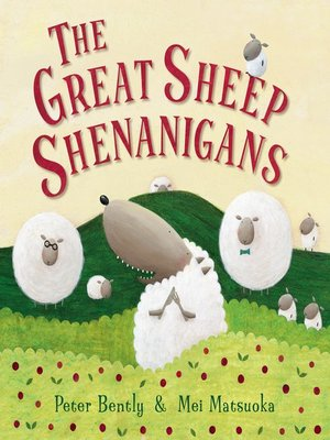 cover image of The Great Sheep Shenanigans