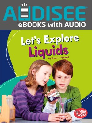 cover image of Let's Explore Liquids
