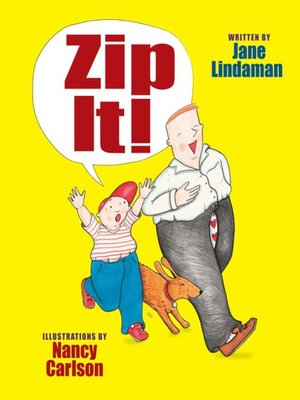 cover image of Zip It!