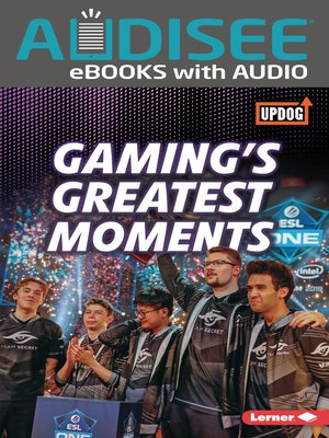 cover image of Gaming's Greatest Moments