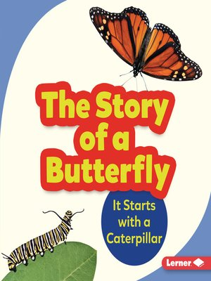 cover image of The Story of a Butterfly
