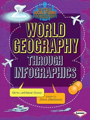 cover image of World Geography through Infographics