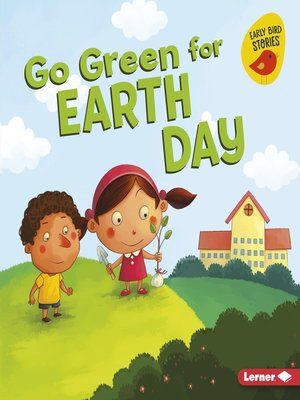 cover image of Go Green for Earth Day