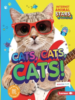 cover image of Cats, Cats, Cats!