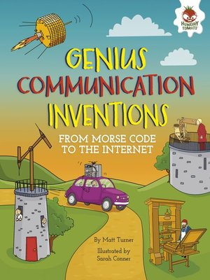 cover image of Genius Communication Inventions