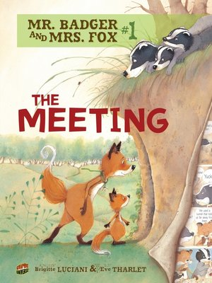 cover image of The Meeting