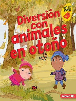 cover image of Diversión con animales en otoño (Fall Animal Fun)