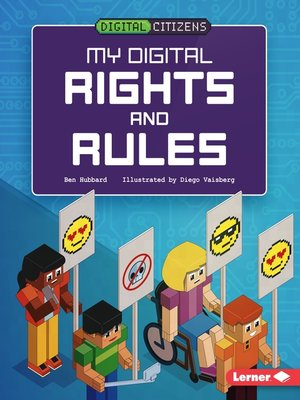 cover image of My Digital Rights and Rules