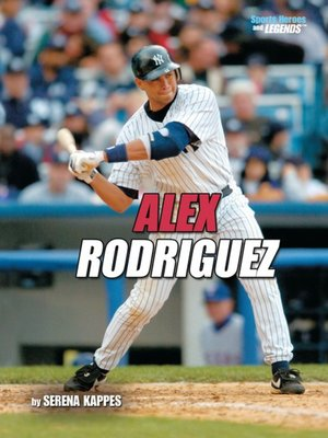 cover image of Alex Rodriguez