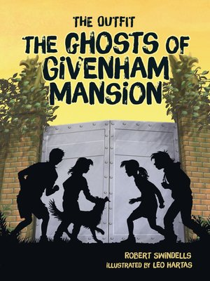 cover image of The Ghosts of Givenham Mansion