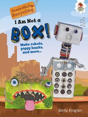 cover image of I Am Not a Box!