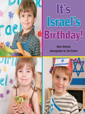 cover image of It's Israel's Birthday!