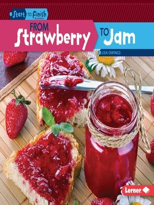 cover image of From Strawberry to Jam