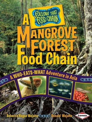 cover image of A Mangrove Forest Food Chain